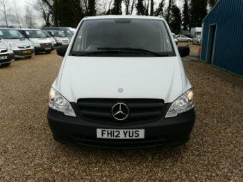 Mercedes Vito 113 CDI Long Wheelbase