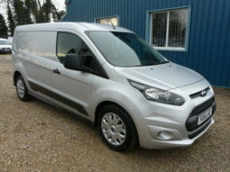 Ford Transit Connect Trend Long Wheelbase